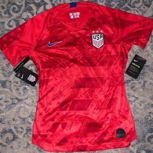 New Nike Mallory Pugh USA Soccer Jersey